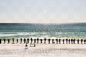Hands Across The Sand: Move America Beyond Oil