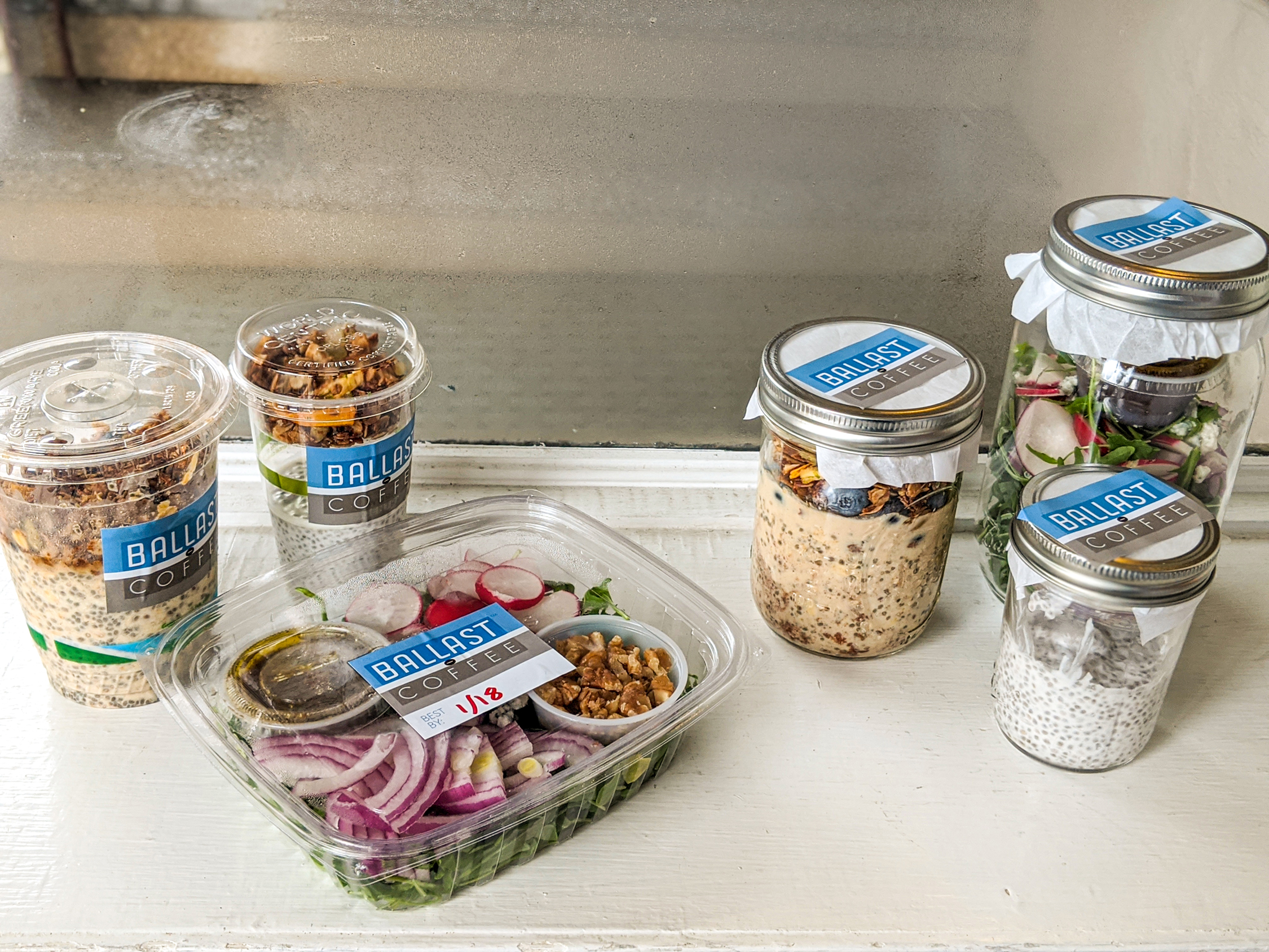 disposable and reusable foodware