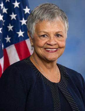 Representative Bonnie Watson-Colman (D, NJ12). Courtesy of her office