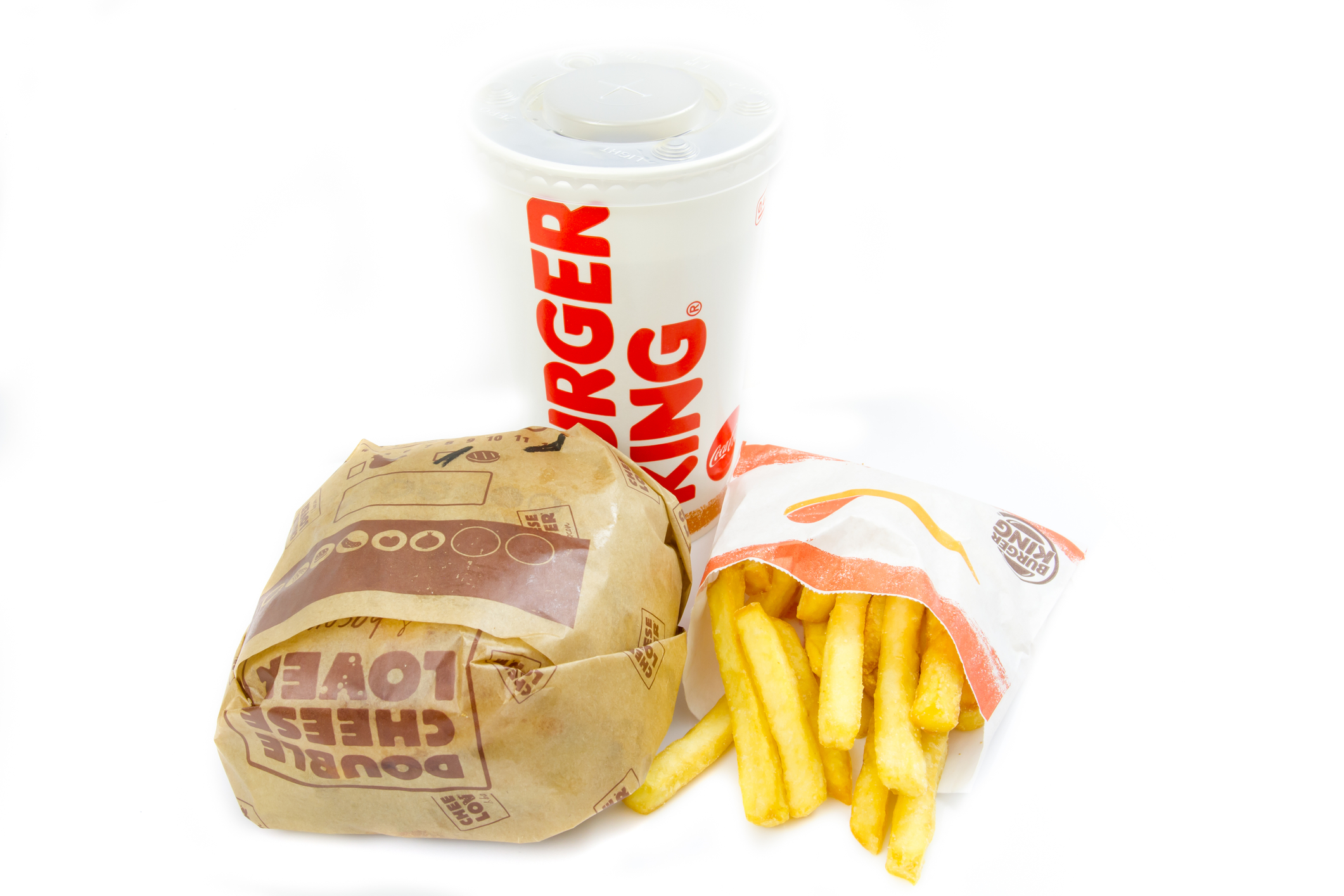 Birger King wrappers