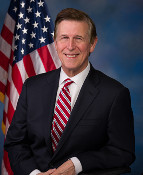 Representative Don Beyer (D, VA8). Courtesy of his office