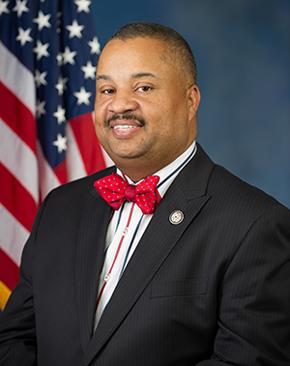 Representative Donald Payne, Jr (D. NJ10). Courtesy of his office