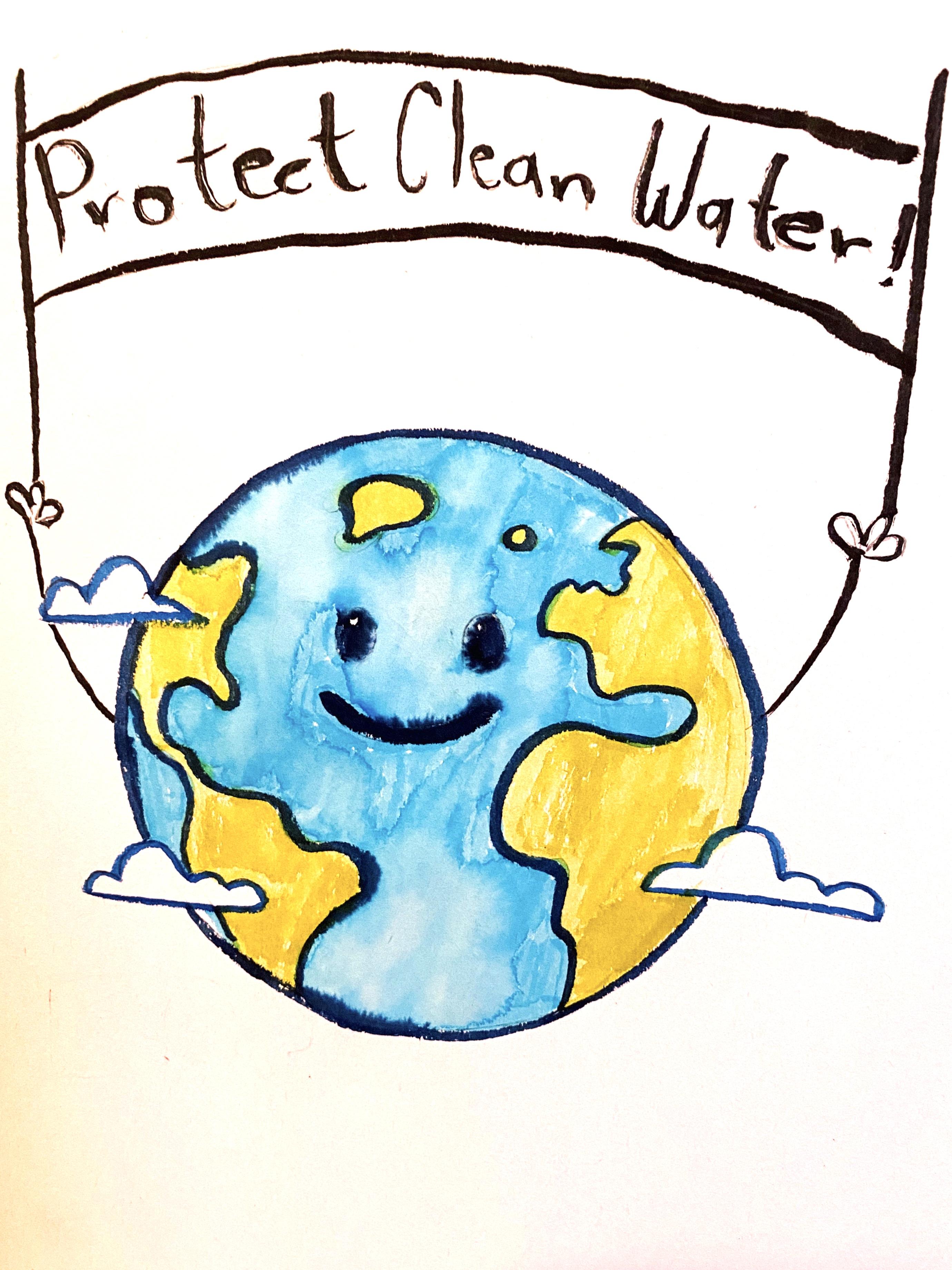 Earth Day Contest_Ellie age 13, Missouri