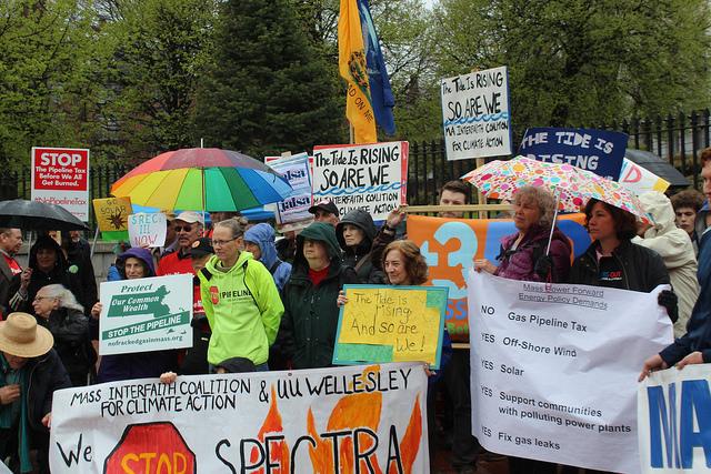 MA Clean Energy Rally 2016