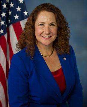 Representative Elizabeth Esty (D, CT5). Courtesy of her office
