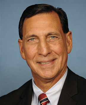 Representative Frank LoBiondo (R, NJ 2). Courtesy of his office