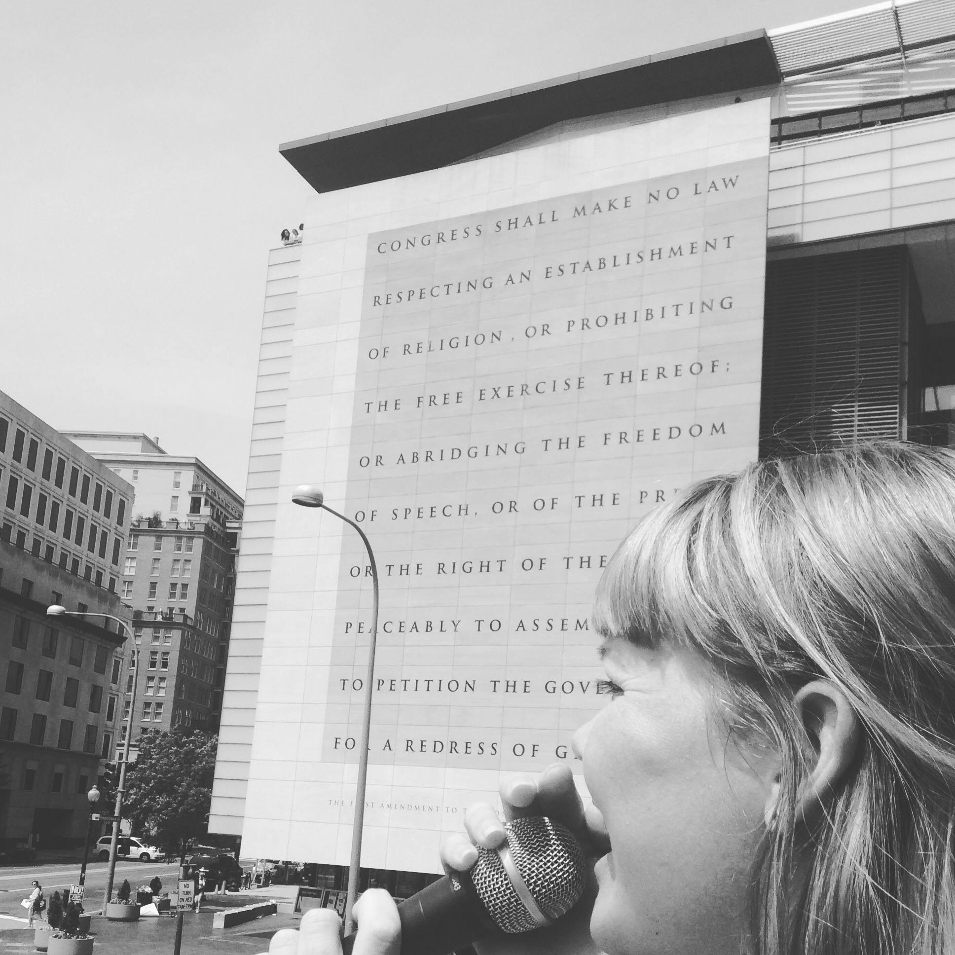 Kate Triggiano_Climate March_NJ