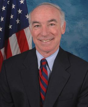 Representative Joe Courtney (D, CT2). Courtesy of his office