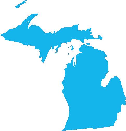 Graphic -- Michigan