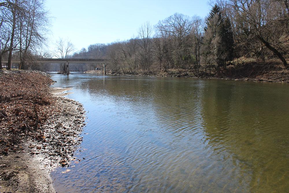 Conestoga River near Lancaster Stand
