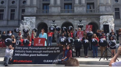 Pennsylvania Methane Lobby Day