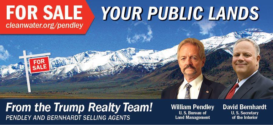 Pendley -- Lands for Sale