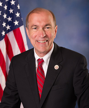 Representative Scott Garrett (R, NJ5). Courtesy of his office