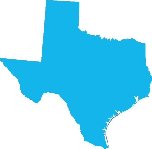 Graphic -- Texas