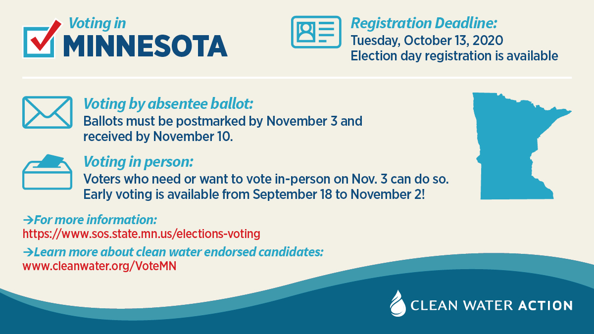 Minnesota voter information
