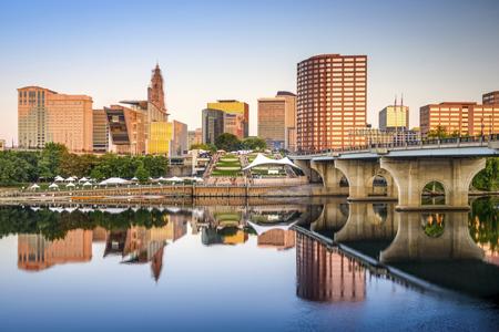 Hartford skyline. Photo credit: Sean Pavone / iStock
