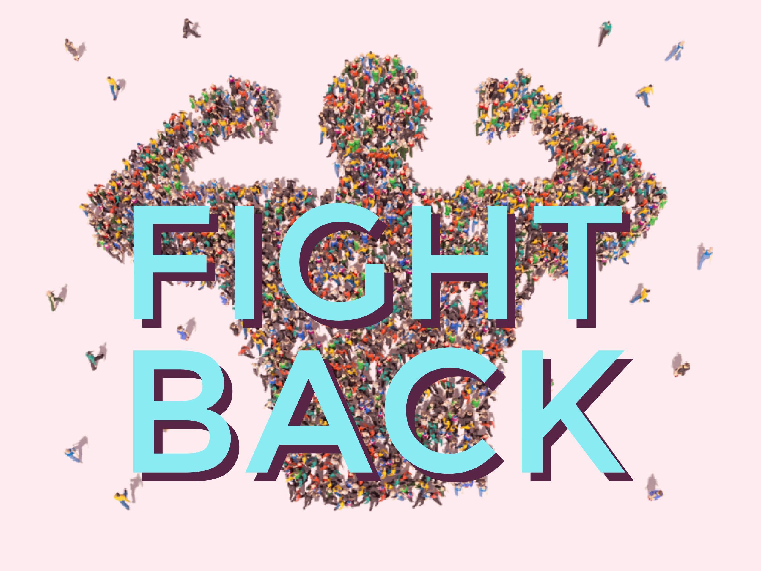 Fight back against the Trump agenda