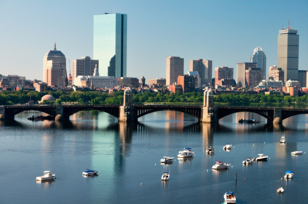 Photo of Boston Skyline by Matthias Rosekranz. Licensed Creative Commons: https://www.flickr.com/photos/rosenkranz/2788839653