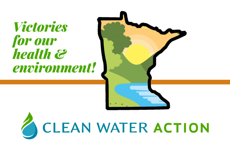Minnesota Victories for our Health adn Environment!