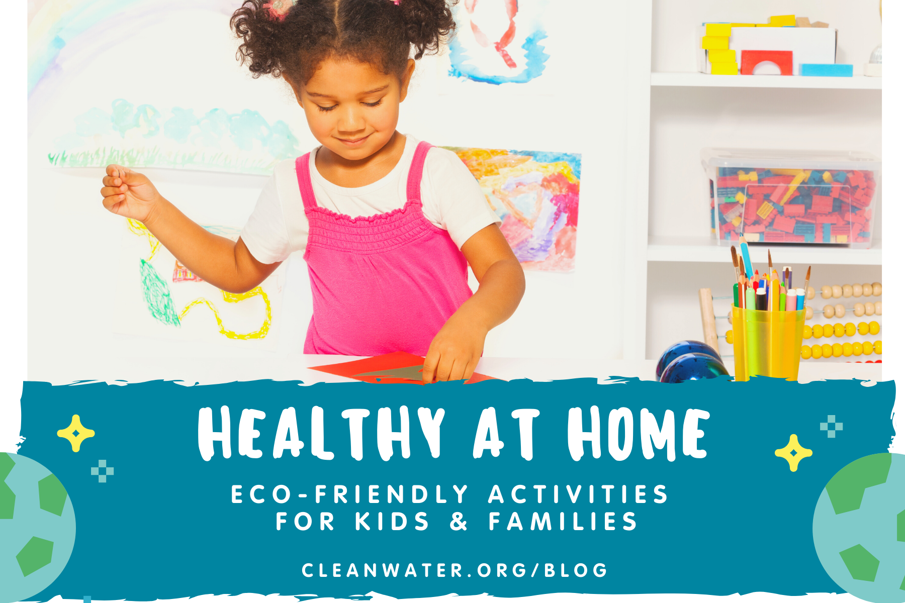 NJ Eco Friendly Activities for Kids Canva