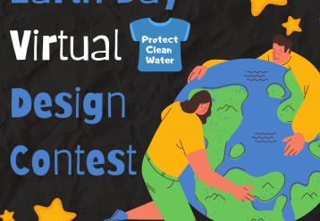 Clean Water Action Earth Day Virtual Design Contest canva