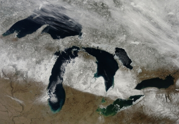 Great Lakes / photo: flickr.com/gsfc (CC BY 2.0)