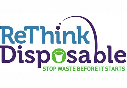 ReThink Disposable logo