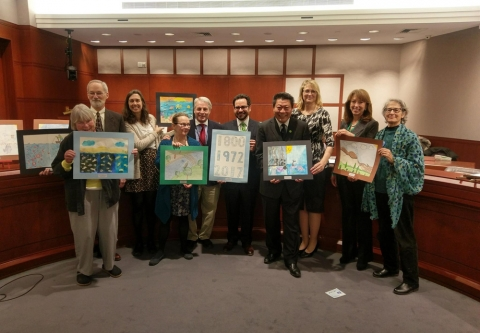 Connecticut World Water Day Press Event