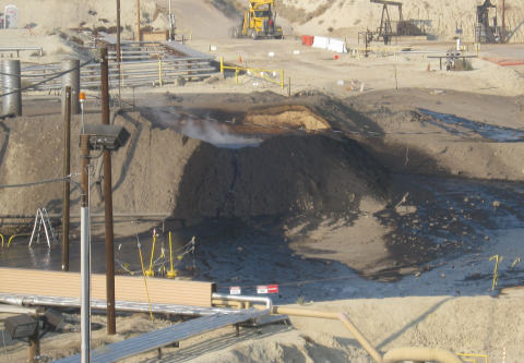 Chevron Midway-Sunset EOR Well Blowout