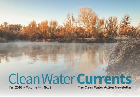 Clean Water Currents - Fall 2016