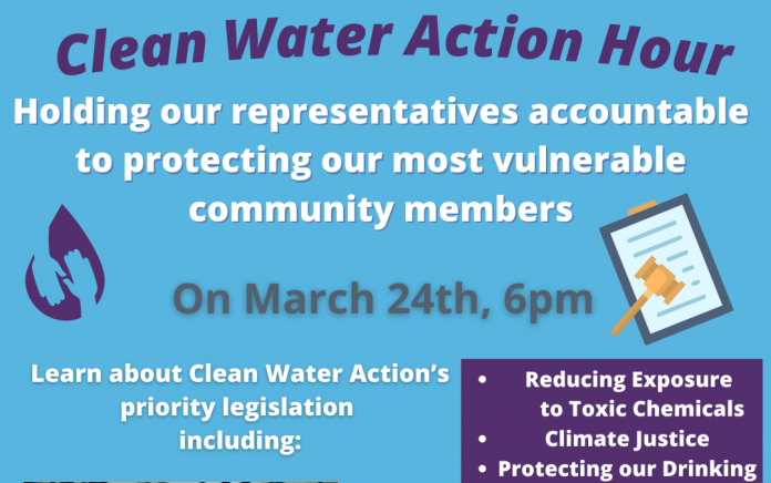 MA - clean water action hour volunteer even