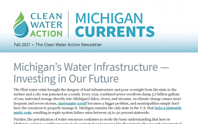 Michigan Currents - Fall 2017