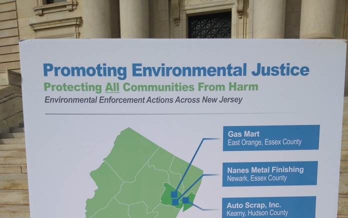 NJ Attorney General enforcement sites