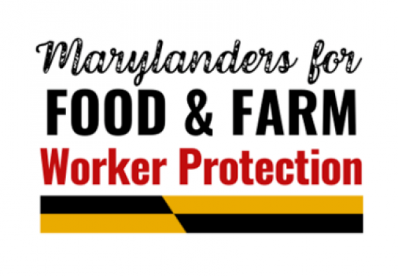 Marylanders for Food and Farmworker Protection logo
