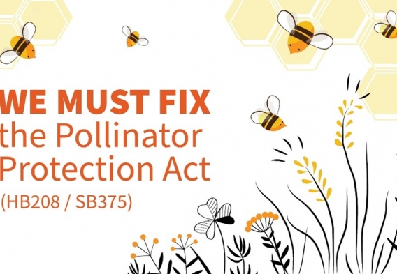 We must fix the Pollinator Protection Act!