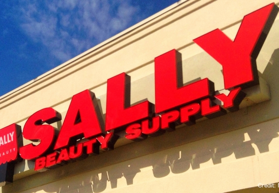 Sally Beauty received an F in the Retailer Report Card