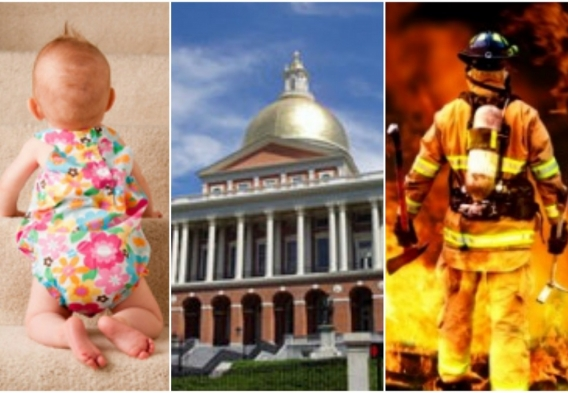 Victory for kids and firefighers' health!