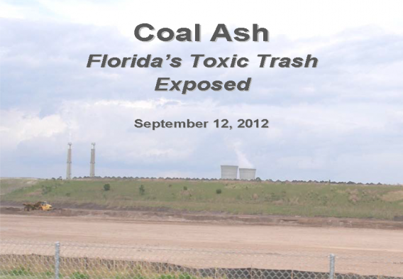 Cover - Florida's Toxic Trash Exposed