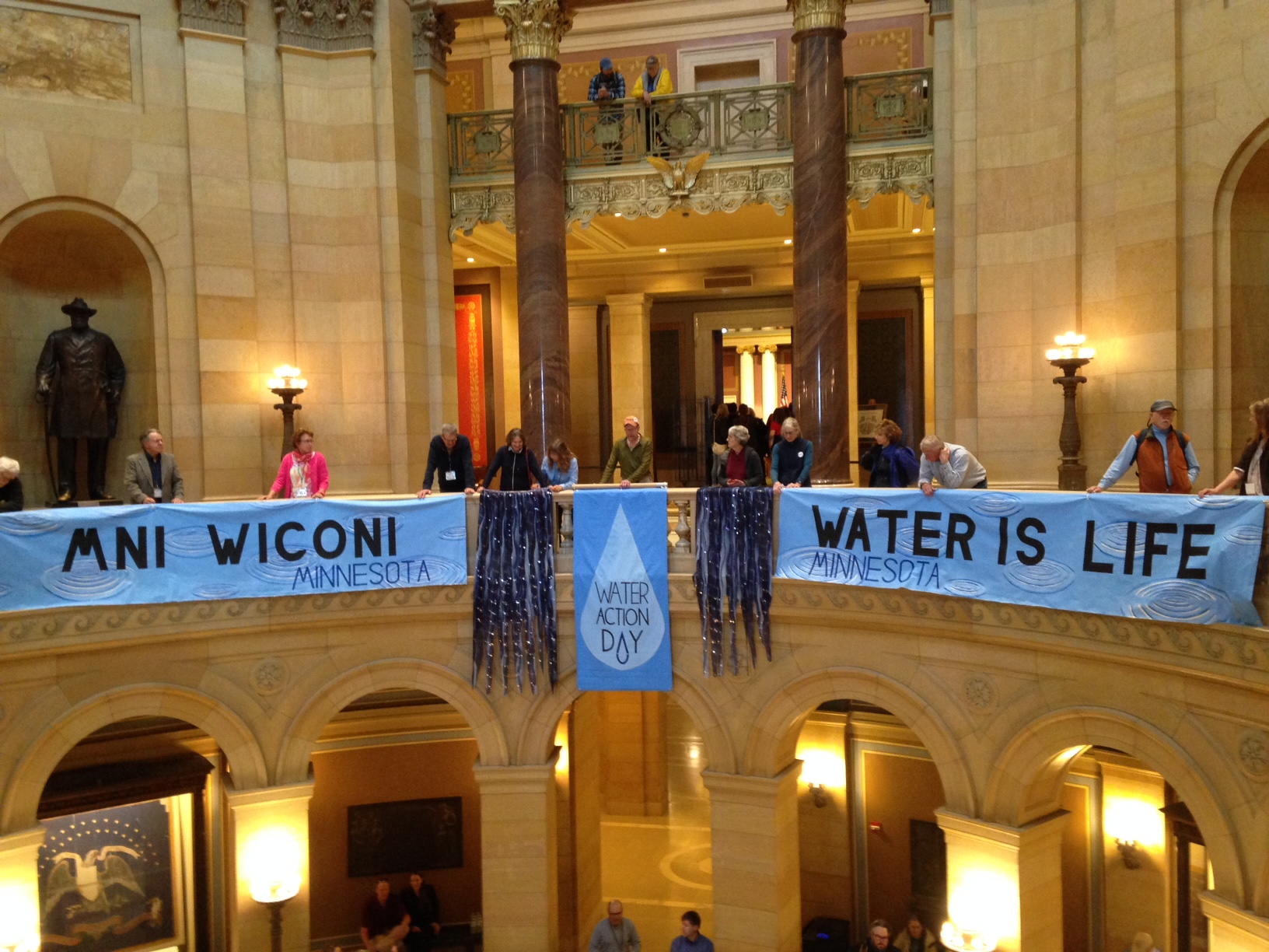Water Action Day at the Capitol